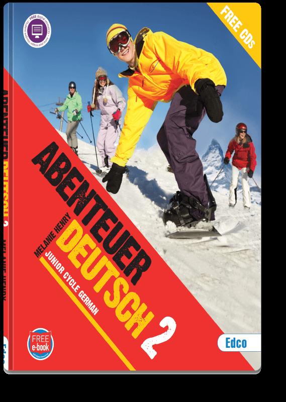 Abenteuer Deutsch 2