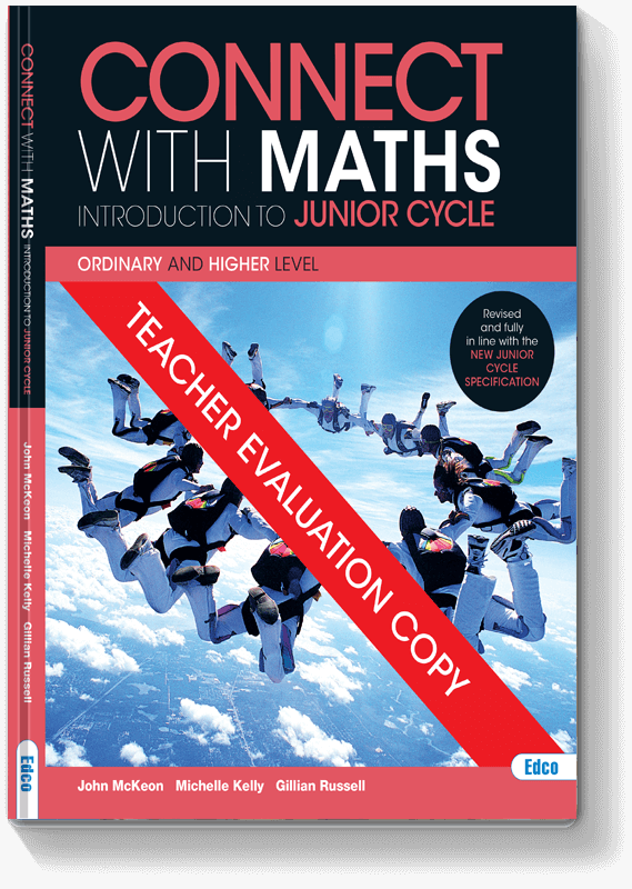 Connect with Maths Introduction to Junior Cycle