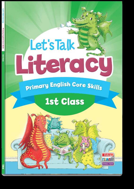 Let's Talk Literacy 1