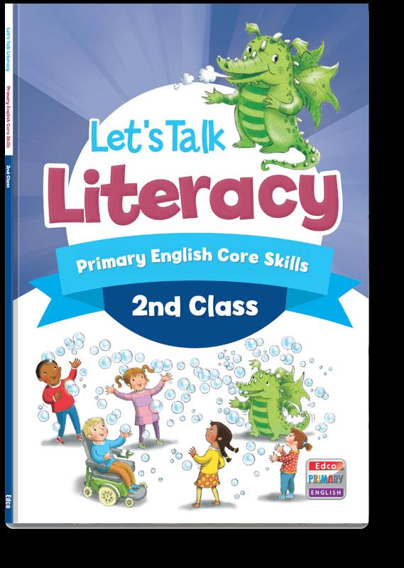 Let's Talk Literacy 2