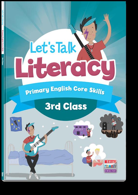 Let's Talk Literacy 3rd Class