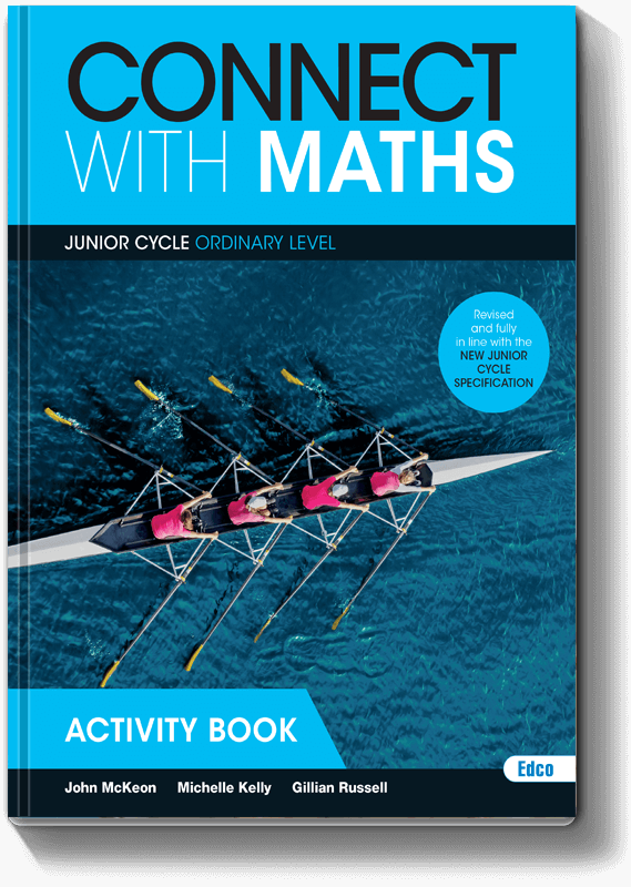 Connect with Maths OL - Introduction to Junior Cycle -  Activity Book