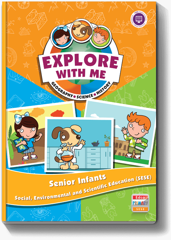 Explore With Me SI Pupil Book