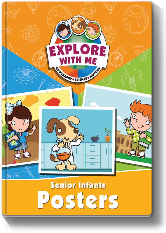 Explore With Me SI Teacher Poster Book
