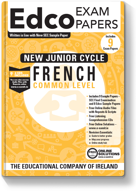 JC French Common Level 2019
