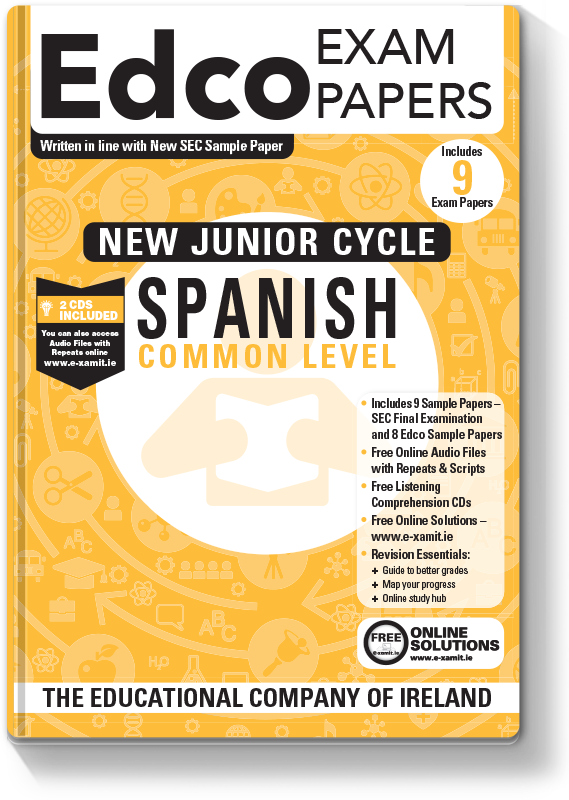 JC Spanish Common Level 2019