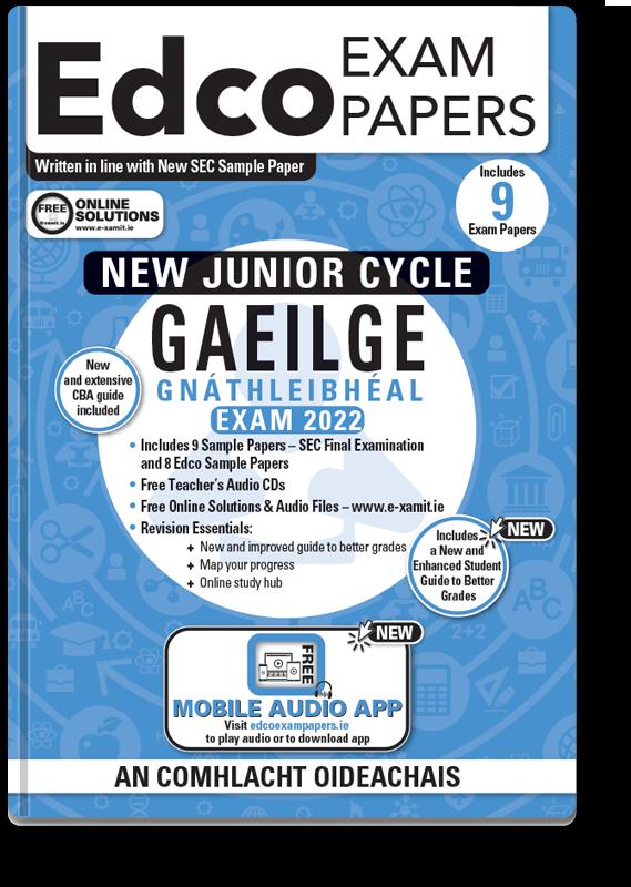 JC Irish OL Exam Papers 2021