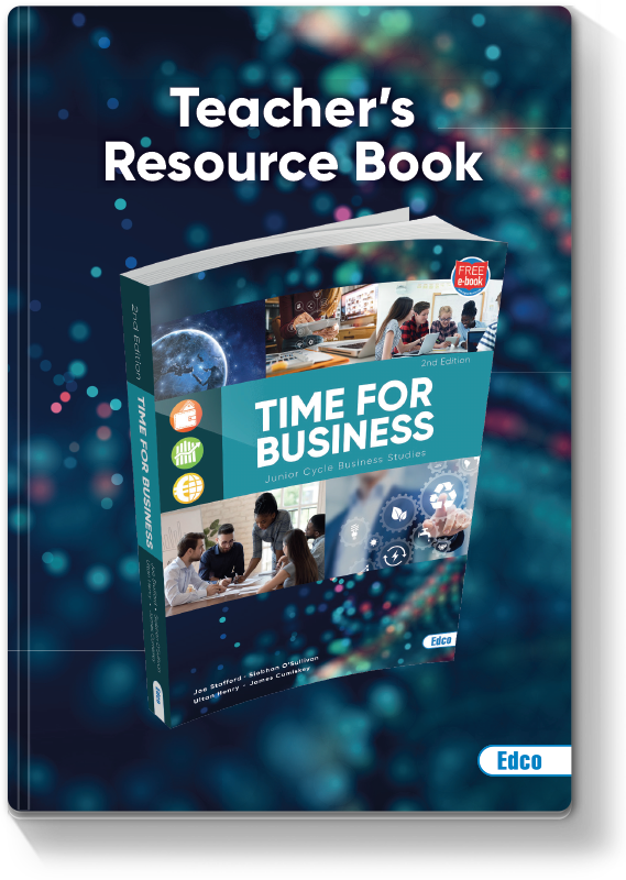 Time for Business 2nd Edition - TRB