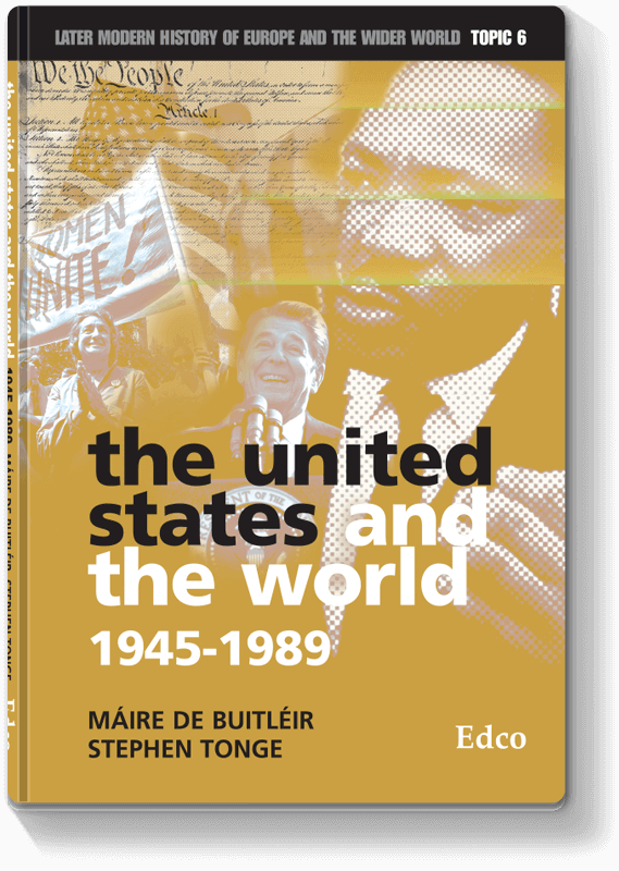The United States and the World 1945 -1989