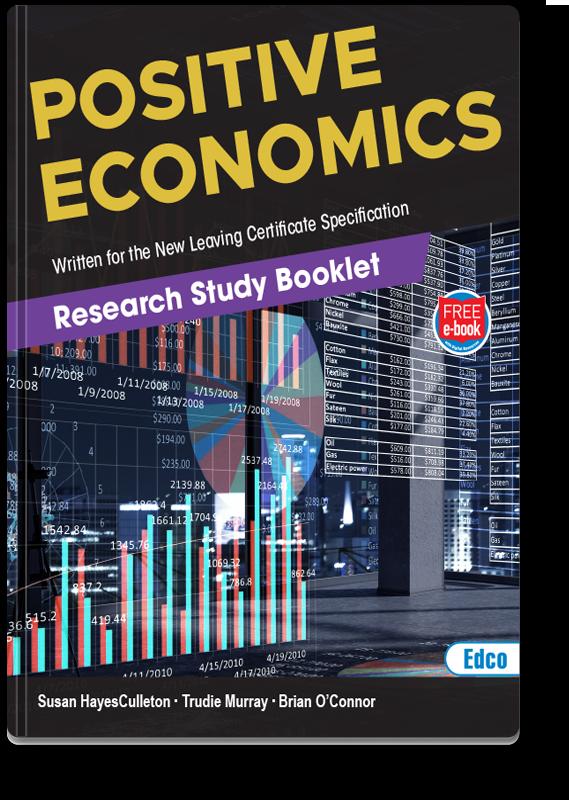 Positive Economics Research Study Booklet 2020