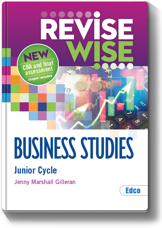 RW JC Business Studies 2020