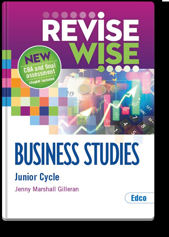 RW JC Business Studies 2020