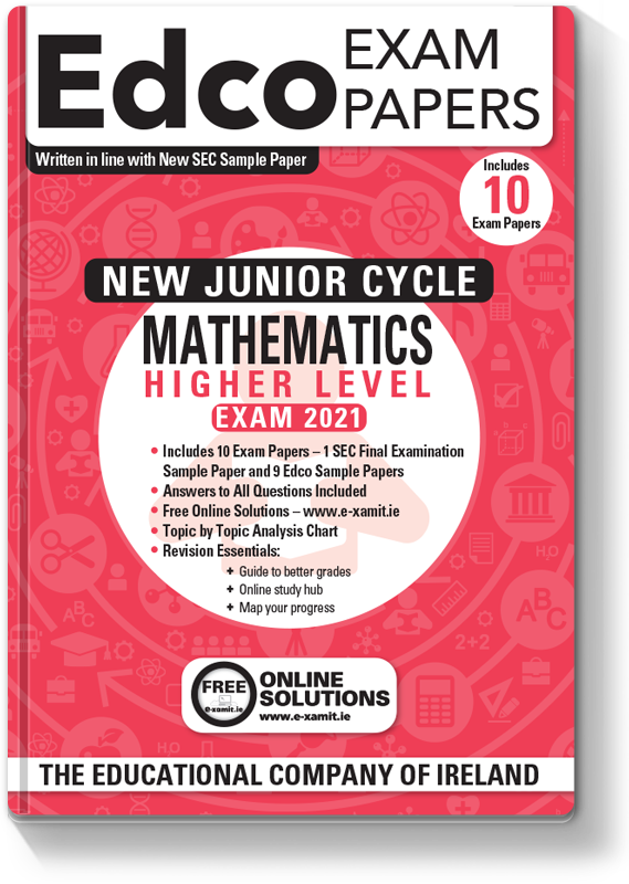 New JC Maths Higher Level Exam Papers 2020