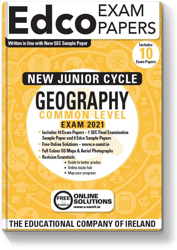 New JC Geography Common Level Exam Papers 2020
