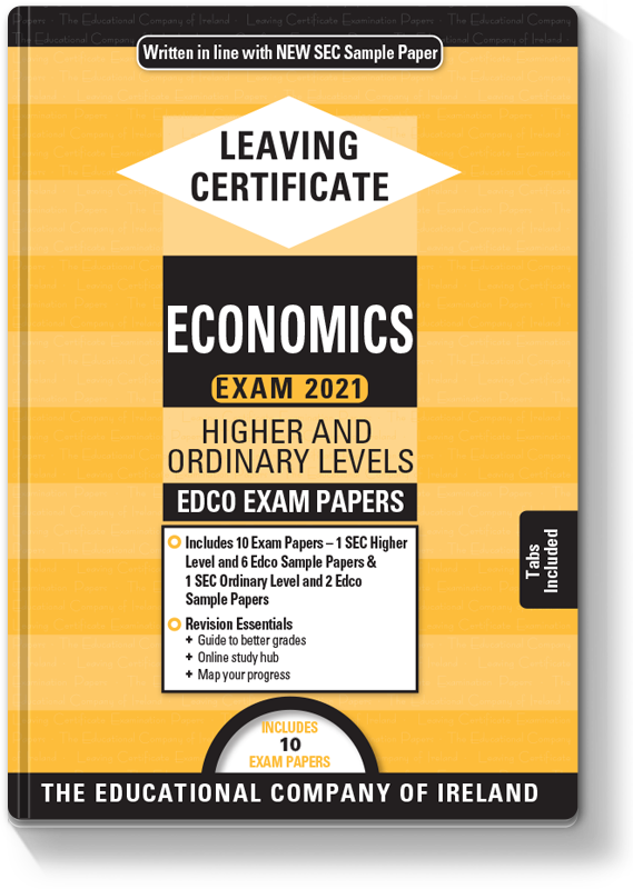 New LC Economics HL & OL Exam Papers 2020