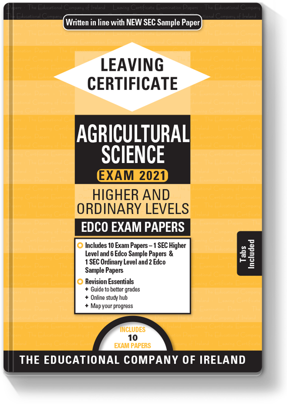 New LC Ag Science HL & OL Exam Papers 2020