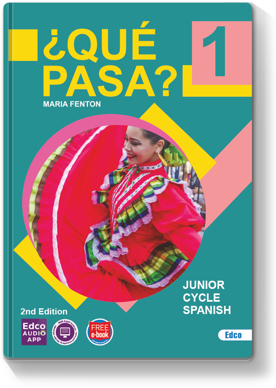 ¿Que Pasa? 1 2nd Edition