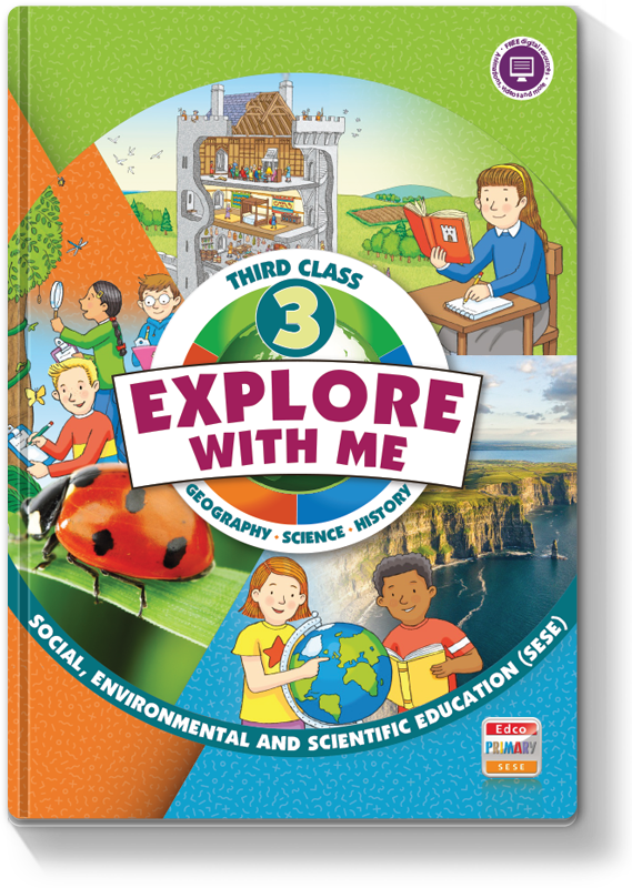 *B* Explore with Me 3rd Class