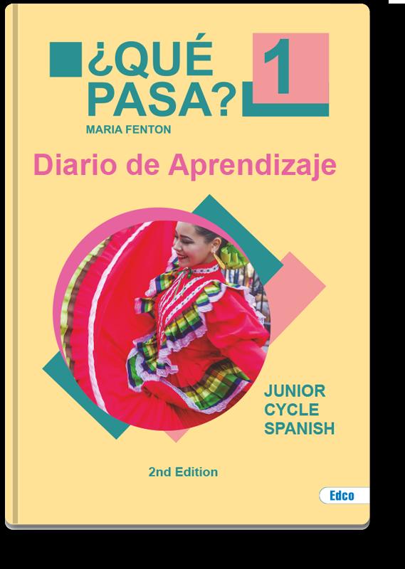 ¿Que Pasa? 1 2nd Edition - Diario de Aprendizaje 2021