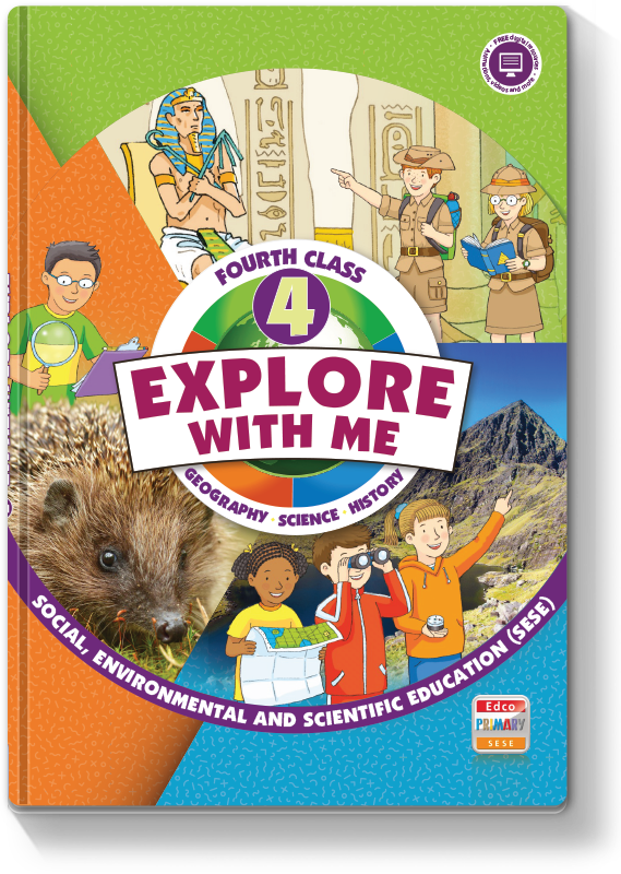 Explore With Me 4th Class
