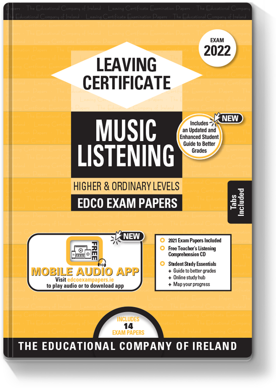 LC Music Listening Exam Papers 2021
