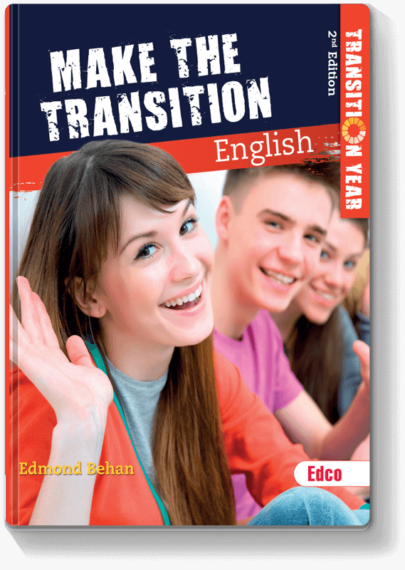 Make the Transition English 2nd Edition 2014