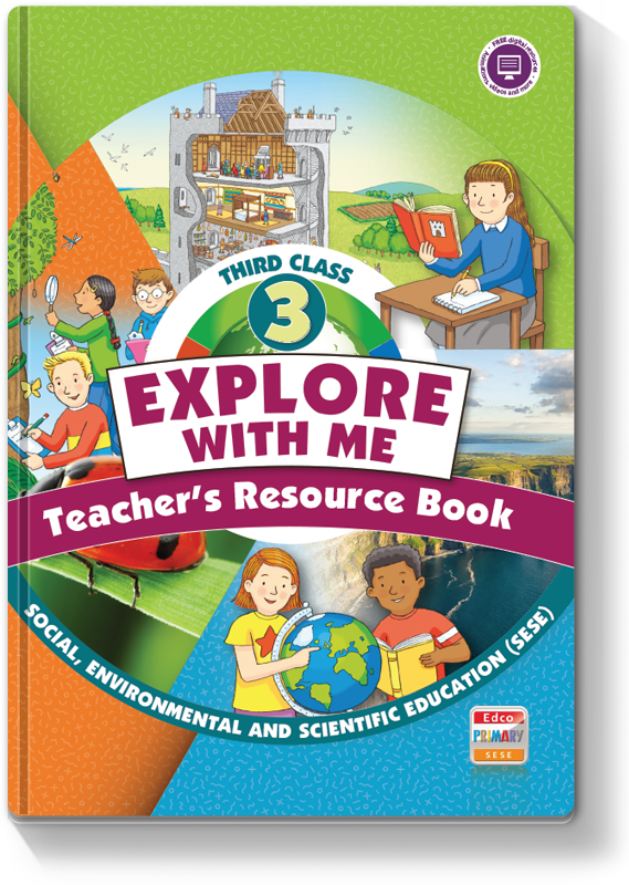 Explore with Me 3rd Class TRB 2021