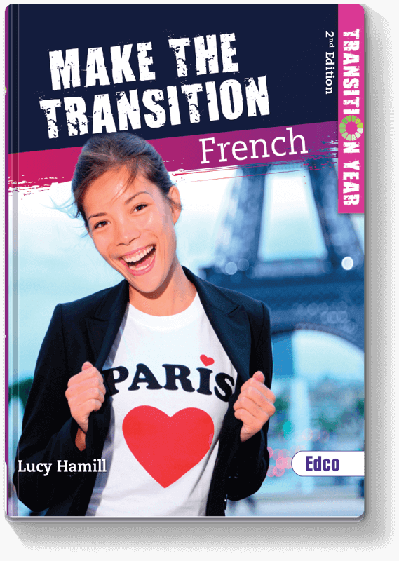 Make the Transition French 2nd Edition 2014