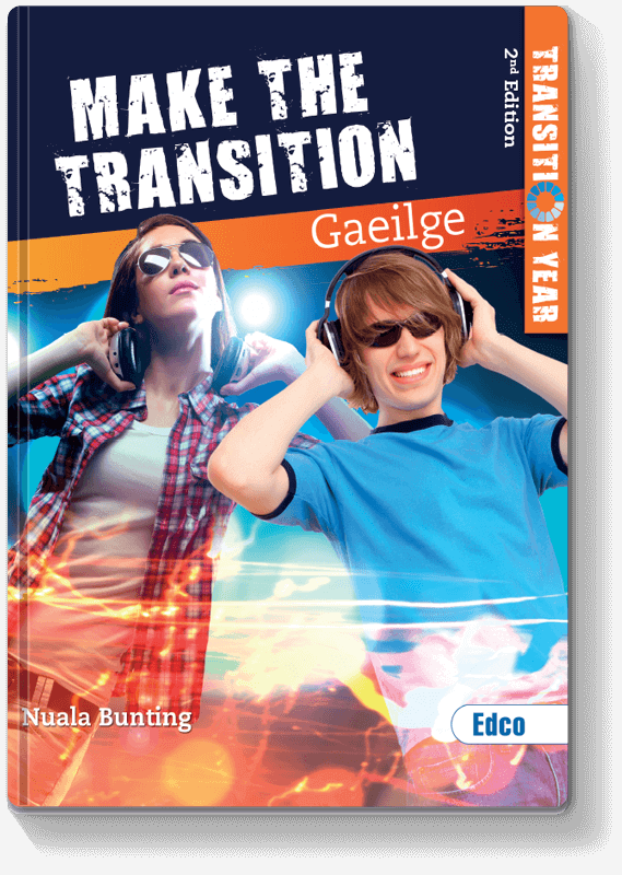 Make the Transition Irish 2nd Edition 2014
