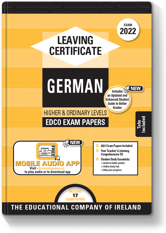 LC German Exam Papers 2021