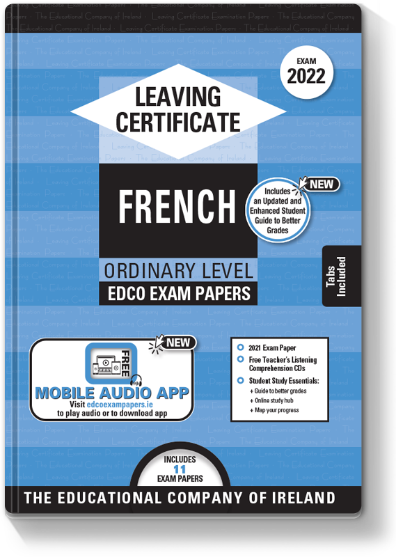 LC French OL Exam Papers 2021