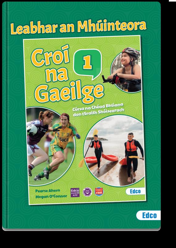 Croí na Gaeilge 1 TRB 2021