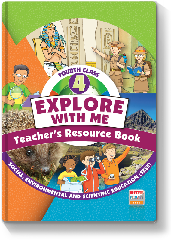 Explore with Me 4th Class TRB 2021
