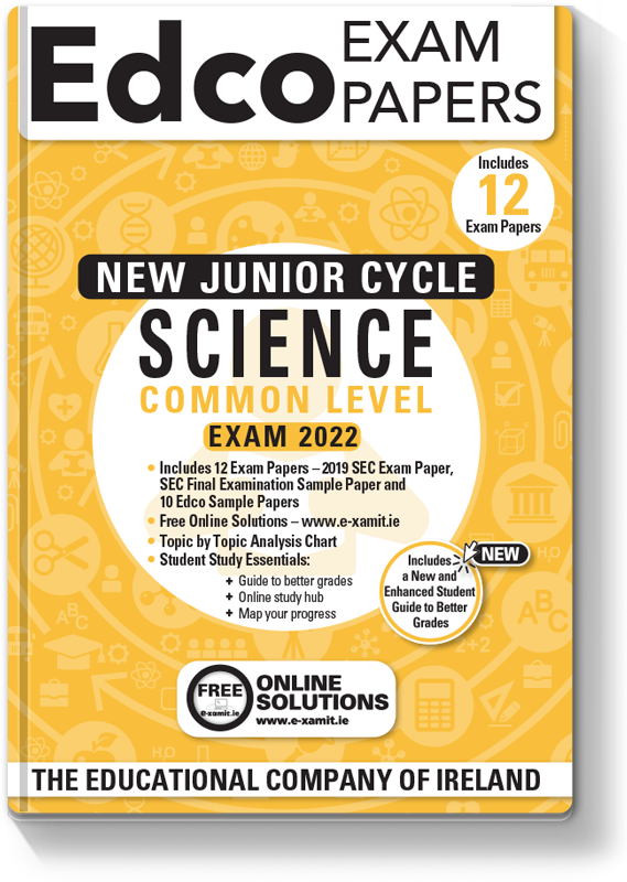 JC Science Exam Papers 2021
