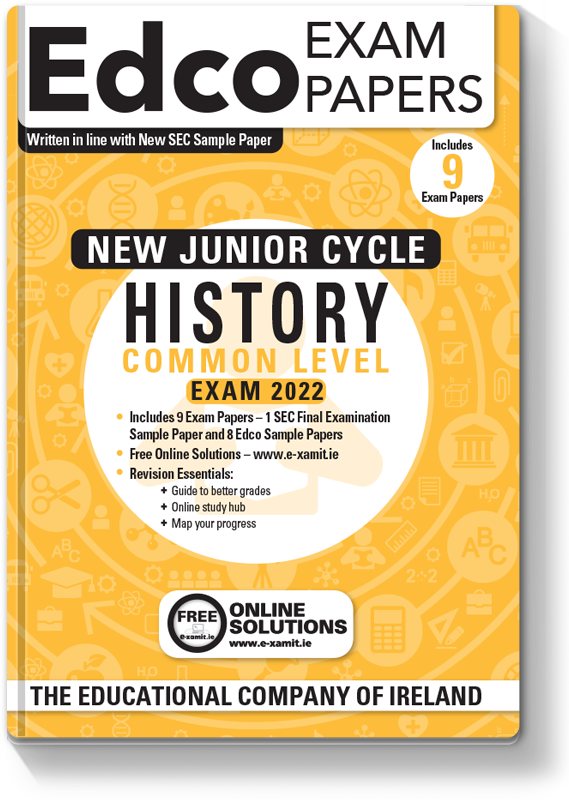 JC History Exam Papers 2021