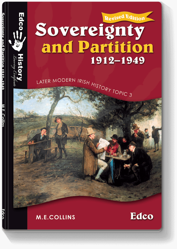 Sovereignty and Partition 1912 - 1949