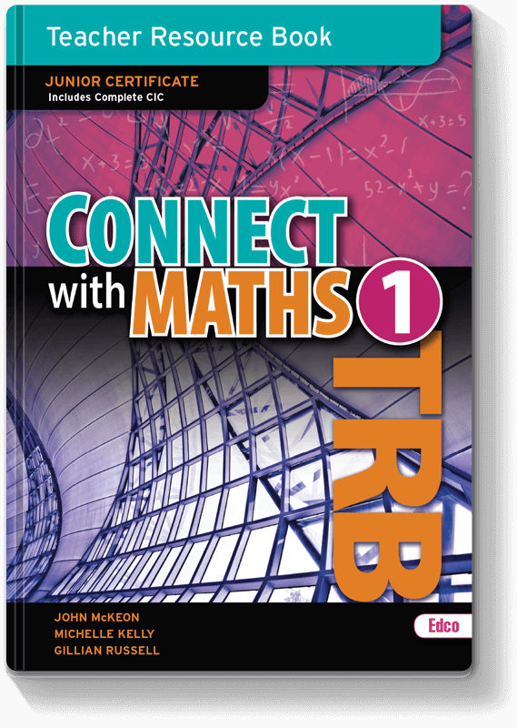 Connect with Maths 1 - TRB