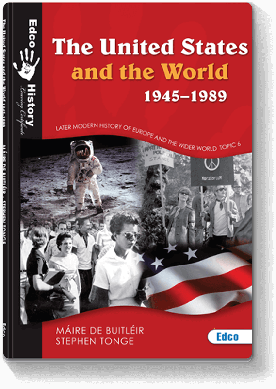 The United States and the World 1945 - 1989 2nd Edition 2015