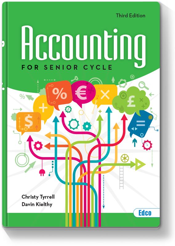 Accounting for Senior Cycle 3rd Edition 2013