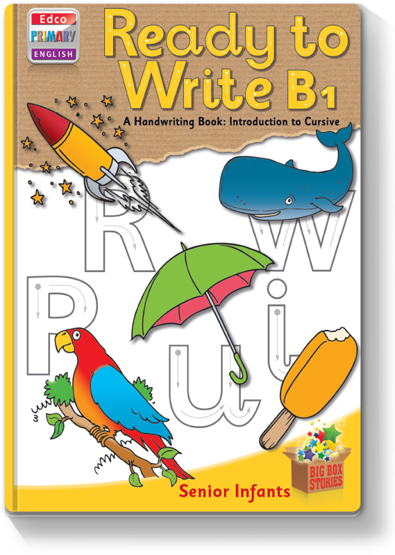 Ready to Write B1 2012