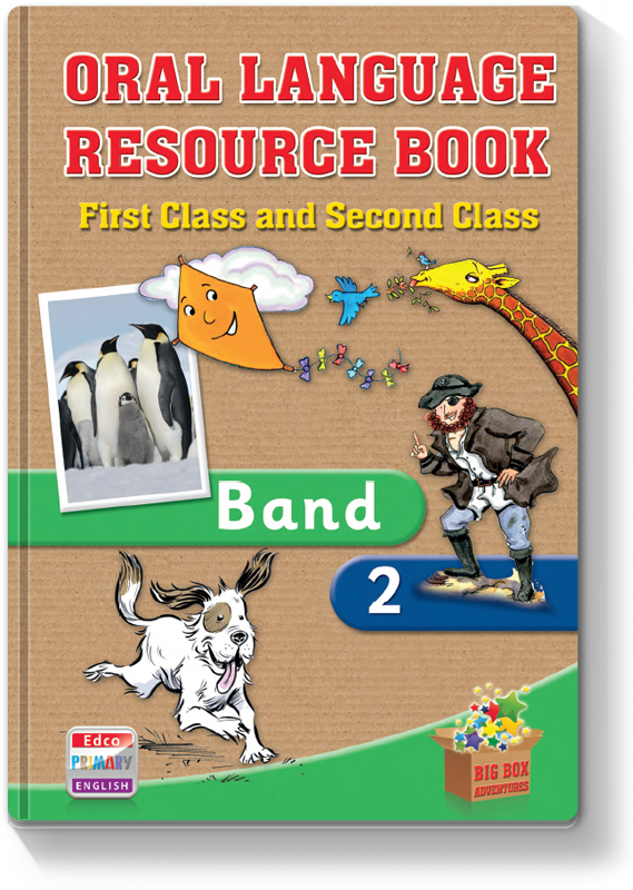 BBA Oral Language Resource Book Band 2 2012