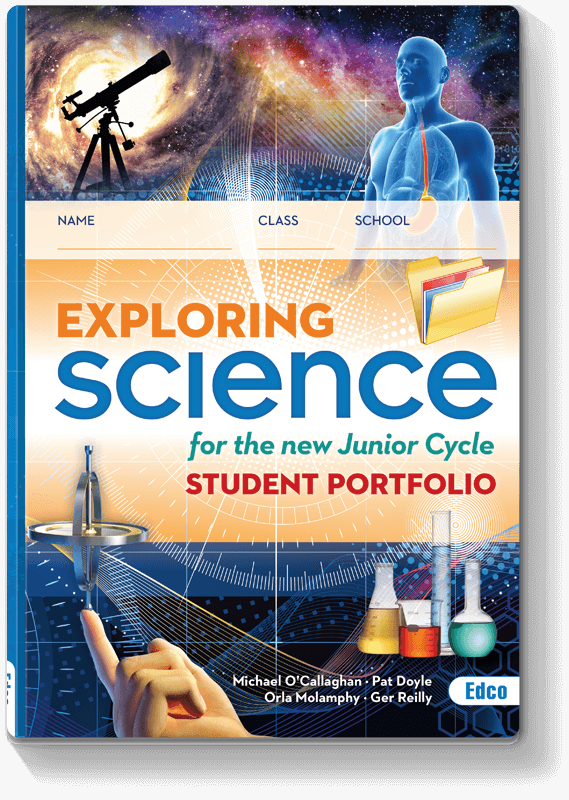 Exploring Science Student Portfolio 2016