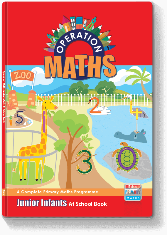 Operation Maths JI - At School Book 2016