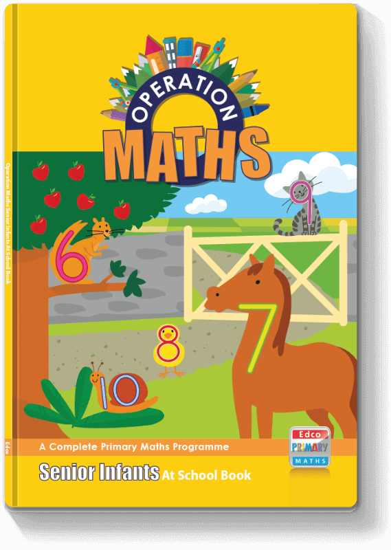 Operation Maths SI - At School Book  2016