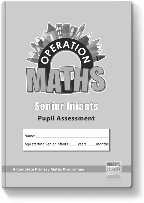 Operation Maths SI - Pupil Assessment  2016