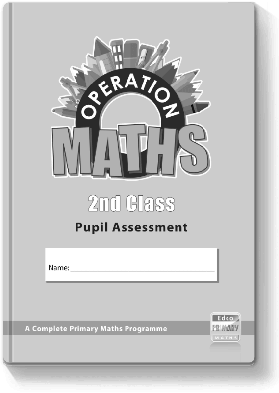 Operation Maths 2nd Class - Pupil Assessment 2016