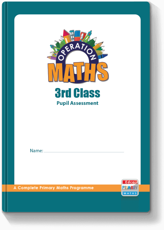 Operation Maths 3rd Class - Pupil Assessment 2016