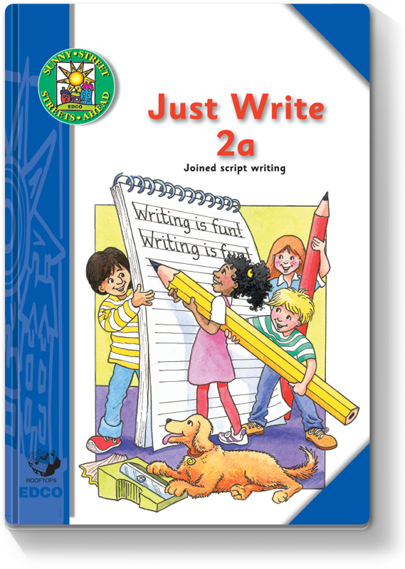 Just Write 2A 2003