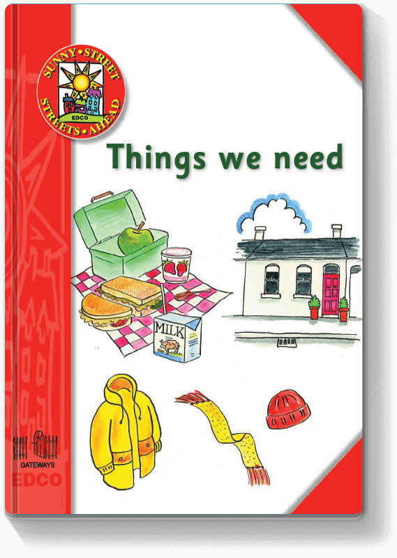 Things We Need 2000