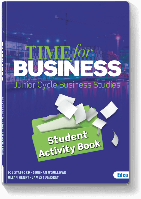 Time for Business Student Activity Book 2016